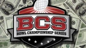 Logo BCS Bowl Championship Series