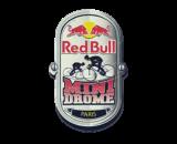 Red Bull Mini Drome, le plus petit vélodrome aumonde