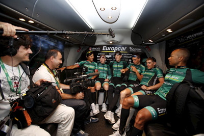 Team Europcar