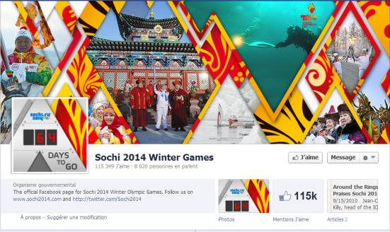 Sochi 2014 Winter Games